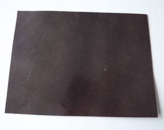 Brown light patterns 20 x 15 cm