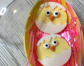 Hey chickies easter soaps