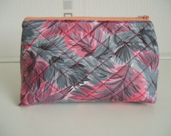 Handy Quilted Pouch