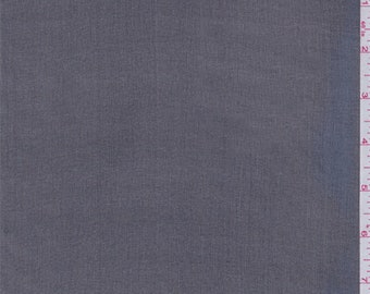 Navy Blue Silk Chiffon, Fabric By The Yard