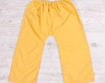 Organic Cotton Pants for both boys & girls