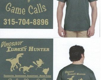 Turkey Call / Evolve T-Shirt