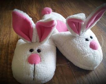 XXL Bunny Slippers