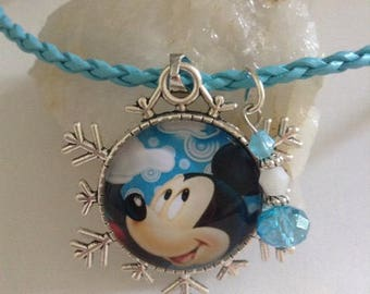 Kids Mickey Mouse Necklace