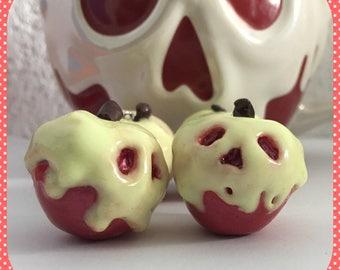 Poisoned Apples Miniatures glow in the dark