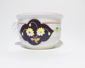 Porcelain Vintage Mug