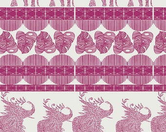 Good Fortune-Ceris/Indigo + Aster/Art Gallery Fabrics