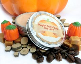 Pumpkin Caramel Latte - Whipped Shea Body Butter