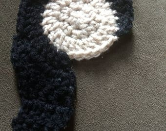 Moana Inspired Crochet Applique (Pattern Only)
