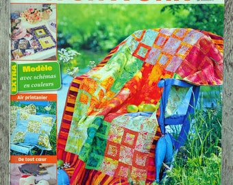 Sabrina patchwork 6 - February 2011 magazine