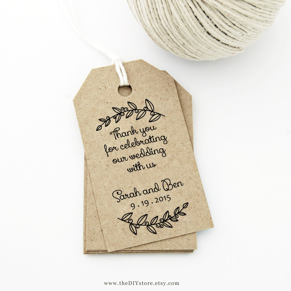 wedding tags - Dorit.mercatodos.co