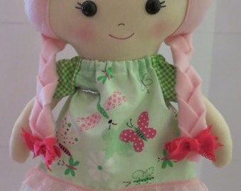 Ragdoll, Doll, Handmade doll, Toy, Baby