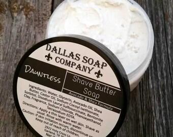 Dauntless Shave Butter Soap for Men