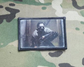 Leatherface Texas Chainsaw Massacre Morale Patch