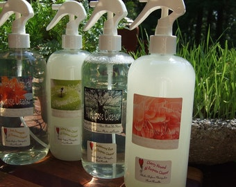 Eco-Friendly 16 Oz All Purpose Cleaner PLANT BASED You Custom Scent