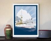 USS Olympia Great War 16&...