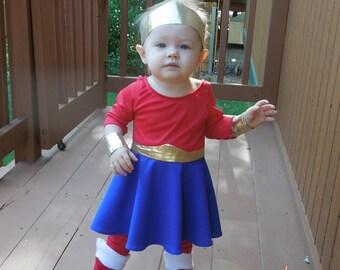 Super Baby Costume for Infants