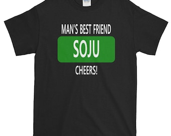 Soju Man's best friend