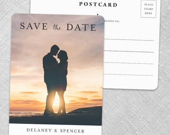 Cherished - Postcard - Save-the-Date