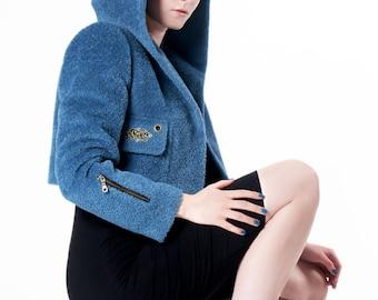 Luxury Suri Alpaca Hoodie