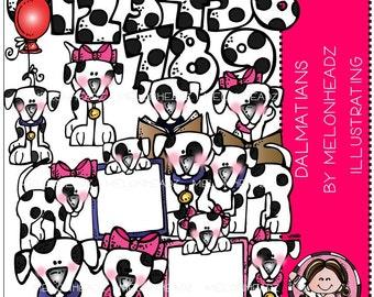 Dalmatians clip art