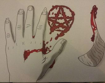 Witchcraft -Blood Magik Series- *original*