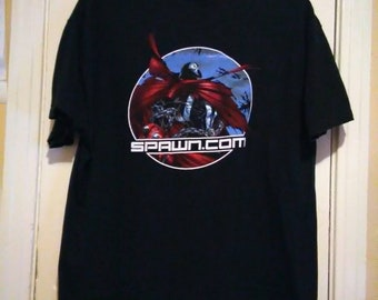 Vintage 90s Spawn T-shirt sz XL