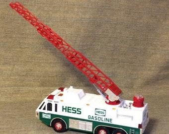 CLEARANCE SALE Hess Gasoline Emergency Truck
