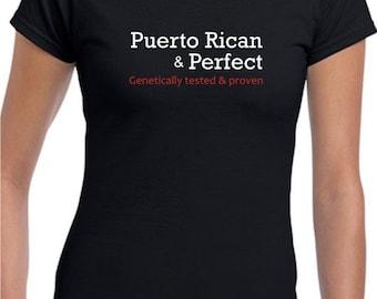 Puerto Rican & Perfect