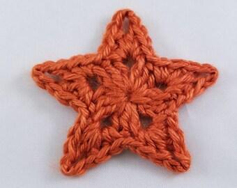 Crochet Pattern - Easy Christmas Star