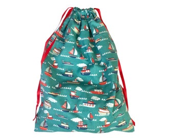 DrawString bag / pouch boats