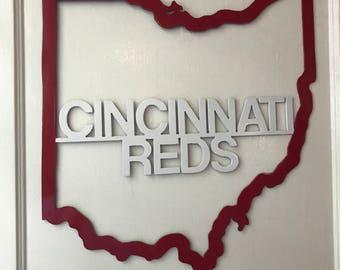 Cincinnati Reds in Ohio