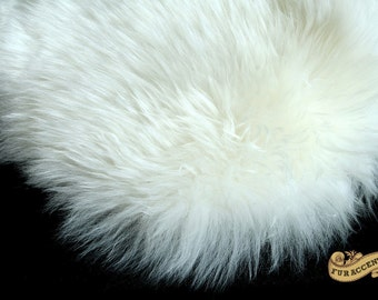 Thick Soft Faux Fur Solid Shags for Crafts, Sewing Supplies, Baby Photography, Toys, Costumes, Rugs Throw Blankets Theatrical Props