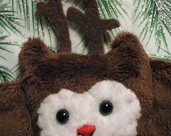Reindeer Bat Cup Sleeve