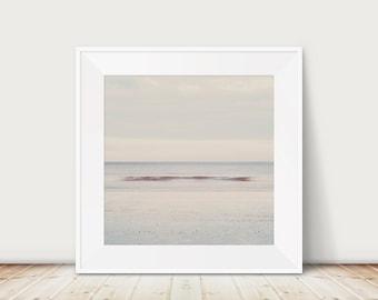 beach photograph beach decor ocean photograph nature photography cromer photograph pastel decor coastal print ocean waves print