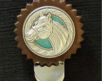 Money Clip Horse Head