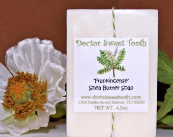 Handmade Shea Butter Soap (You Pick Scent) No Sulfates