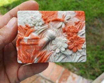 Gardener's Pumice Soap, Scrubby Soap, Exfoliating Soap