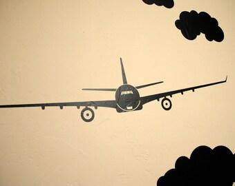 Jumbo Jet - Wall Decal