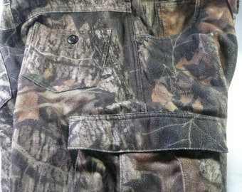 Vintage Womens Camouflage Hunting Pants  Size 14