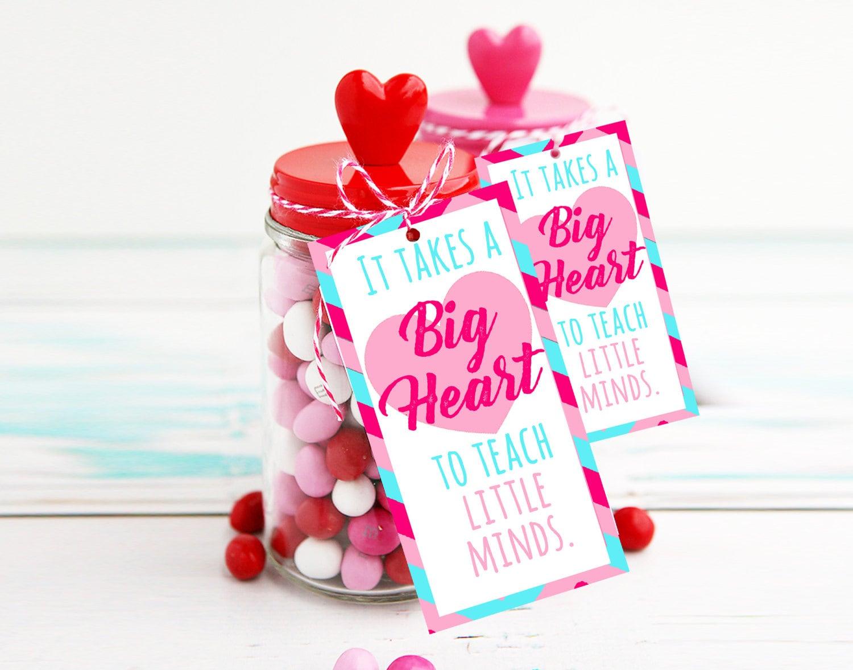 Teacher appreciation week or Valentine for classroom