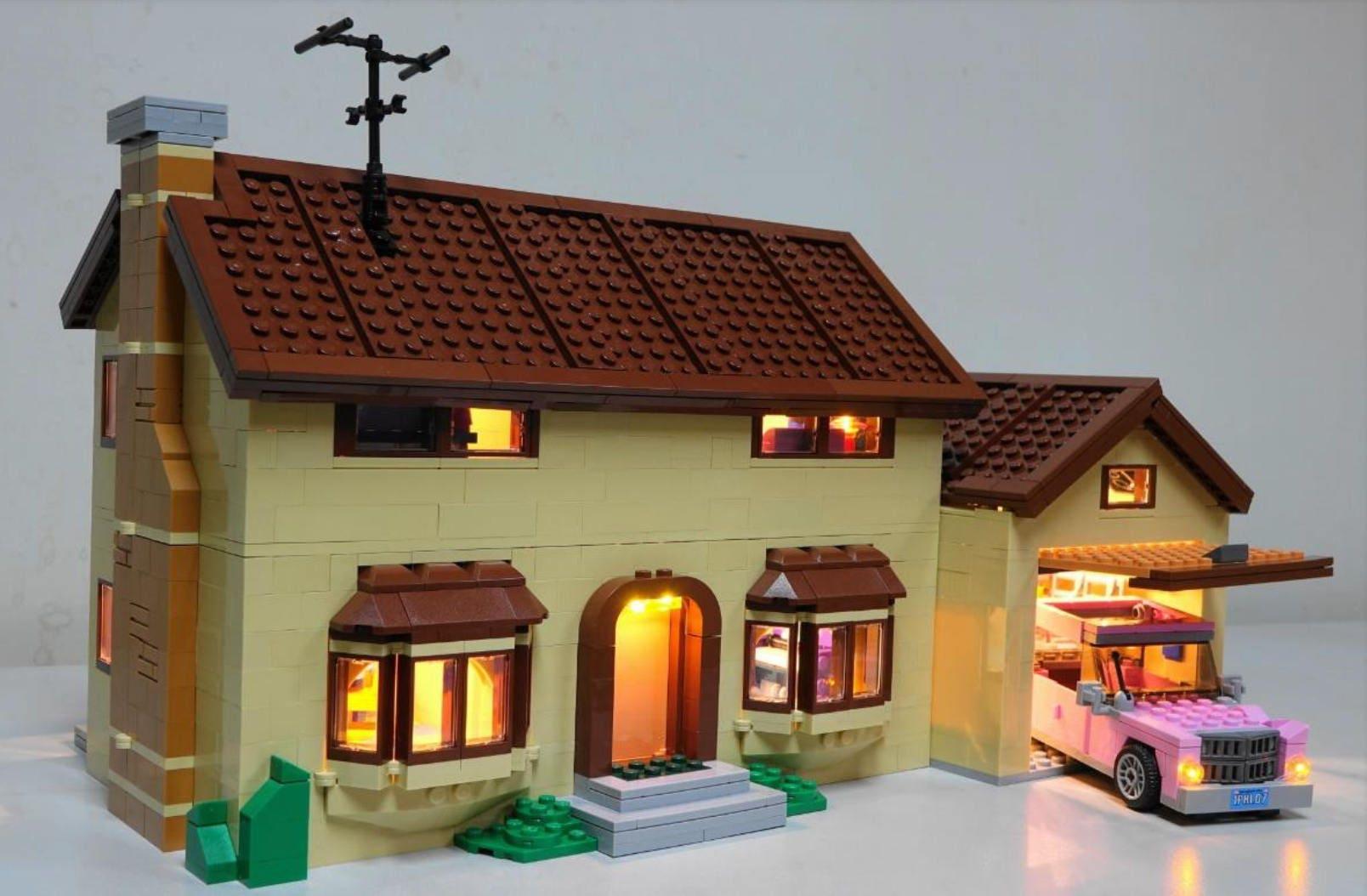 lego lighting. Description. LED Lighting Kit For LEGO Lego