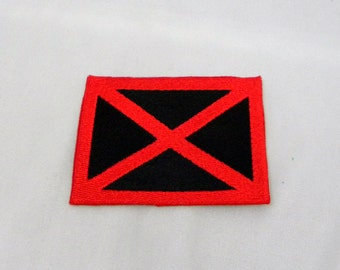 X-men patch - rectangle