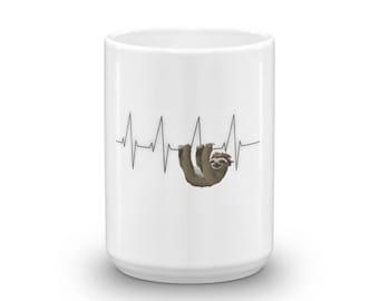 Mug  funny sloth , sloth t-shirt, sloths, animal, sloth gifts, sloth , sloth clothes, funny sloth, unique mug