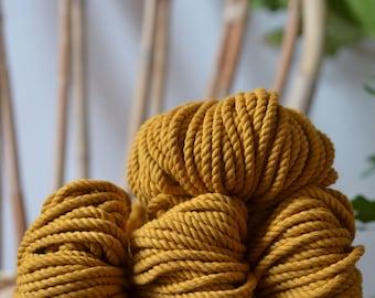 Macrame rope, cotton rope 5mm, macrame DIY kit, macrame kit, housewarming gift, DIY macrame, cotton 5mm, macrame craft, macrame supplies