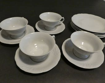 Wawel Poland Cups, Saucers, Plates