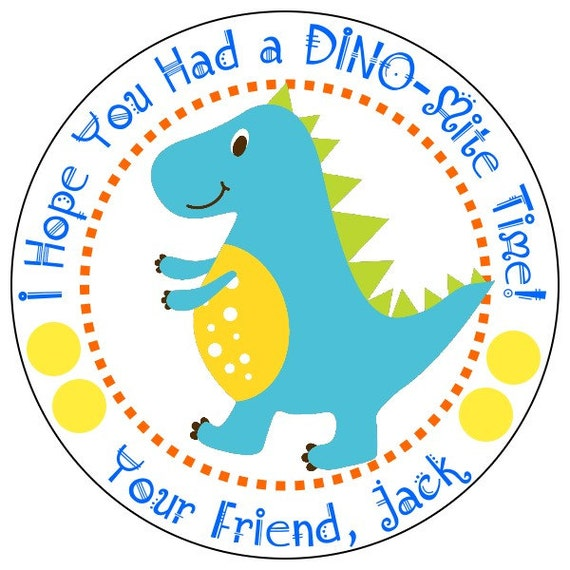 dinosaur party labels dinosaur birthday party stickers custom dino
