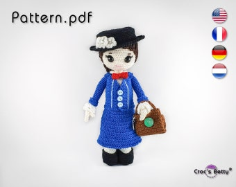 Pattern - Nina la Nanny