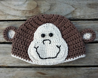 Little Monkey Hat