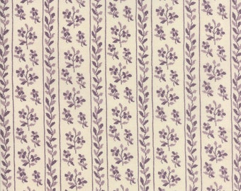 Jardin de Versailles - Pelouse in Lavender by French General for Moda Fabrics